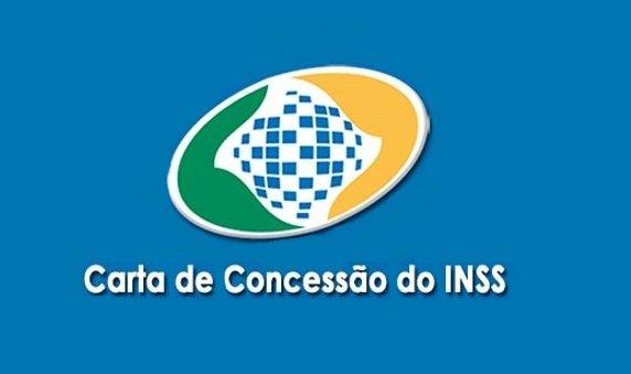 Carta de Concessão INSS 2022