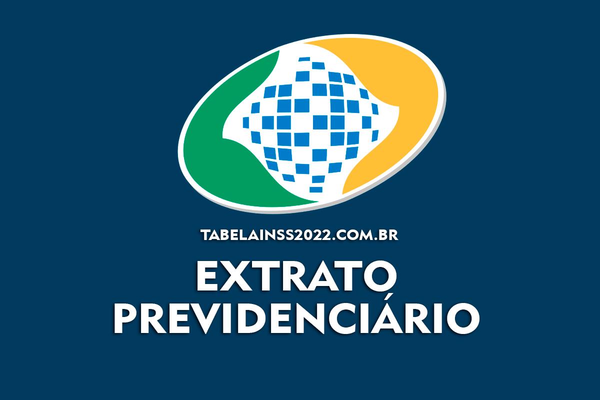 Extrato Previdenciário 2022
