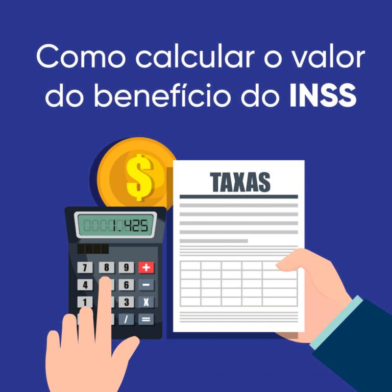 Cálculo INSS 2022